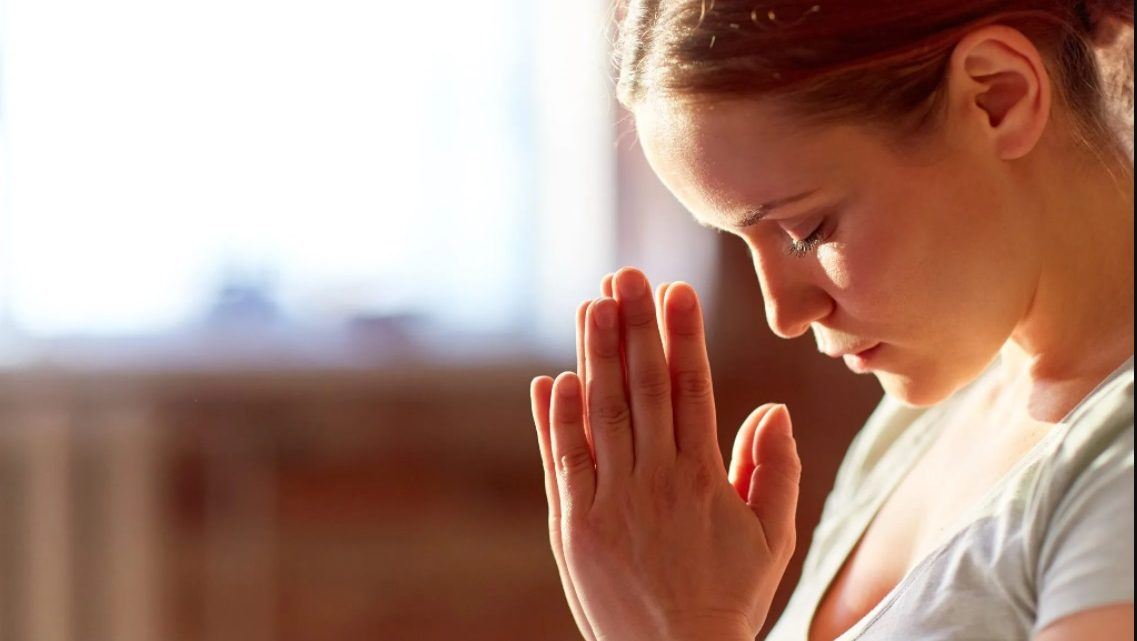 Namasté und Meditation